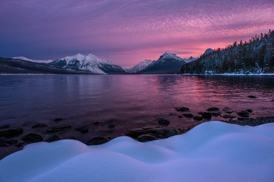 lake-mcdonald-sunrise